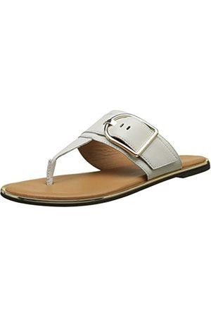 Tommy Hilfiger Flat Oversized Buckle amazon-shoes beige Estate Finishline Libre Del Envío ep05Fval