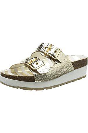 CAFèNOIR Women's HL Open Toe Sandals Size: 3.5