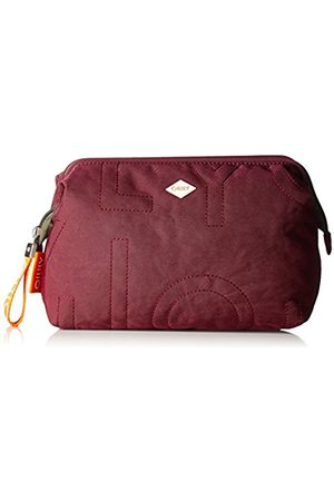 Oilily Spell Cosmeticpouch Lhz 2, Women's Clutch, Rot (Burgundy)