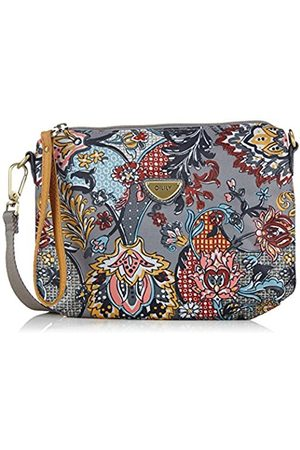Oilily Womens S Flat Shoulder Bag Hobos and Shoulder Bags OES4535-906 (Iron 906)