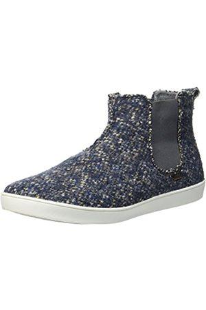 Living Kitzbühel Unisex Adults' Boots Tweed Chelsea Slippers