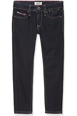 Tommy Hilfiger Boy's Scanton Slim Rb Plain Jeans
