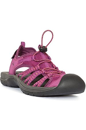 Trespass Brontie, Grape Wine, 39, Sandal for Women, UK Size 6