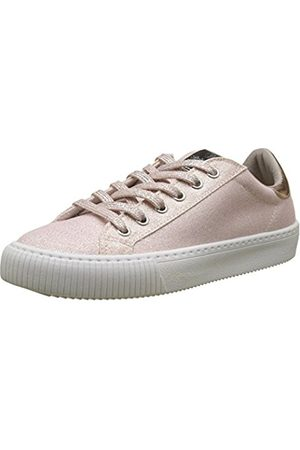 Unisex Adults Deportivo Lurex Trainers, Pink Victoria