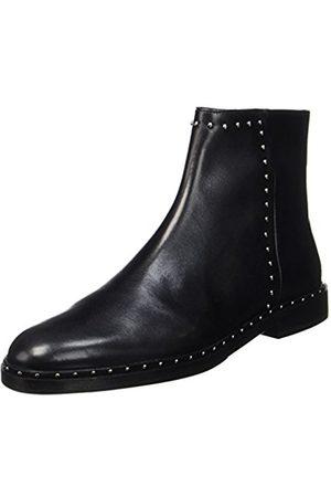 Melvin & Hamilton Women's Susan 47 Chelsea Boots, (Crust + Rivets Nickel, Hrs Crust + Rivets Nickel, Hrs)