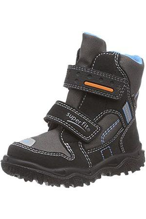 Superfit Boys' HUSKY1 Boots Gray Grau (Stone Kombi 06) 19 EU