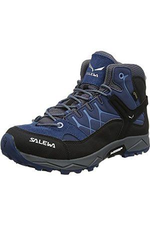 Salewa Boys' Jr Alp Trainer Mid GTX High Rise Hiking Shoes