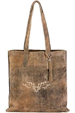 Stockerpoint T5020 Hanf, Women's Handbag, Braun (Hanf)