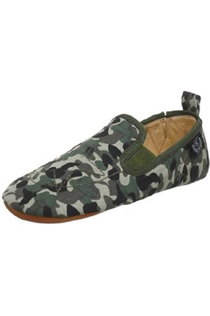 81b83c30c4b PETIT by Sofie Schnoor Boys' Canvas indoor shoe Unlined low house shoes  Size: 7