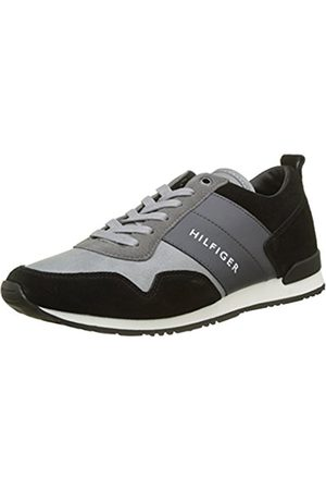 Tommy Hilfiger Men's Iconic Color Mix Runner Low-Top Sneakers