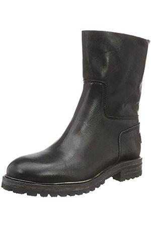 Shabbies Amsterdam Amsterdam Women's 20cm Midboot Heavy Sole Robinne Ankle Boots