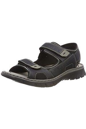 Rieker Men's 26760 Closed Toe Sandals