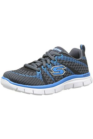 Skechers Flex Advantage Paybacks, Boys' Multisport Outdoor Shoes, (Ccbl - Charcoal )