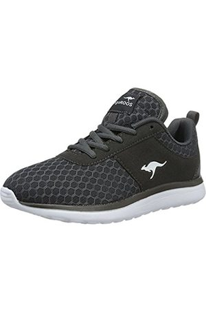KangaROOS Women's Bumpy Low-Top Sneakers Size: 3 UK