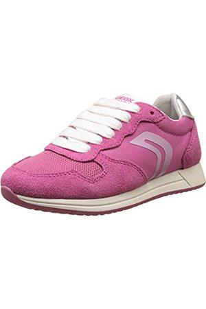 Geox Girls' J Jensea E Low-Top Sneakers