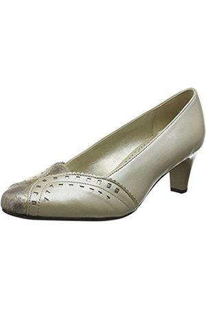 Padders Women's Janet Closed-Toe Heels