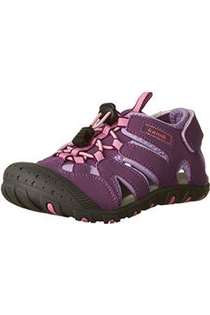 Kamik Unisex Kids' Oyster Open Toe Sandals Size: 10.5 Child UK
