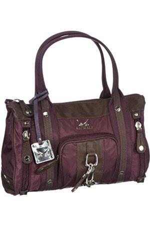 Sansibar Typhoon Women's Handbag Violett (aubergine) Size: 40x24x15 cm (B x H x T)