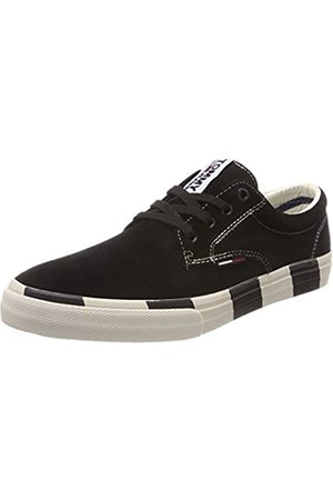 Tommy Hilfiger Men's Suede Low-Top Sneakers