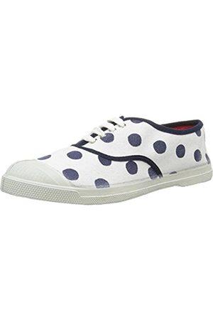 Bensimon Women's Tennis Pois Low-Top Sneakers Size: 6.5