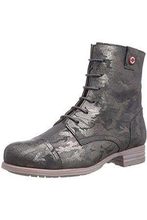 NoBrand Womens Daisy Cold lined classic boots half length Gray Grau (mimo ) Size: 6.5