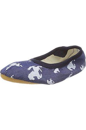 Beck Girls' Horses Gymnastics Shoes