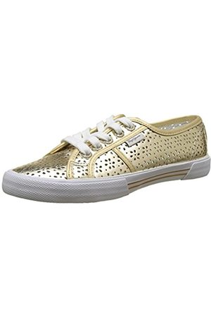 Aberlady Metal, Womens Trainers Pepe Jeans London