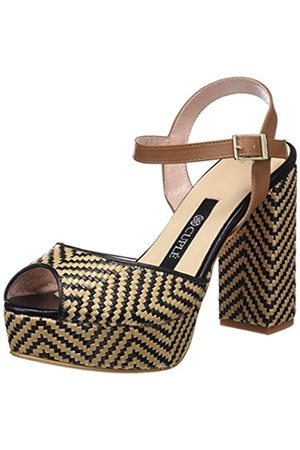 Sandalia Cruzada Cuero, Womens Sandals with an Ankle Strap Cuplé