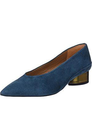 Intropia Women's P956ZAP06422 Closed Toe Heels