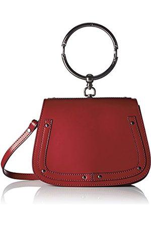 Chicca borse Women's CBS178484-564 Shoulder Bag (rosso rosso)