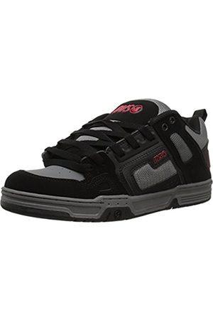 DVS DVS Men's Comanche Skateboarding Shoes, ( Charcoal Leather Nubuck)