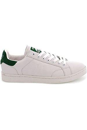 MTNG Men, Sports Shoes, 83823, Multi (Action Leather Blanco/Serraje Verde)