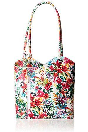 Joe Browns Women's Boboli Tropicali Bag Canvas and Beach Tote Bag ( Multi)