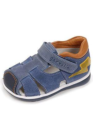 Garvalin Baby Boys' 172330 Sandals, (Petrol/ /Kaiser/Serraje A)