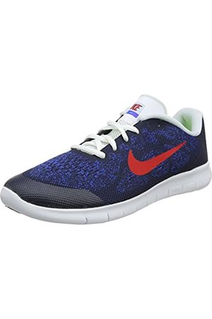 Nike Boys' Free Rn 2017 (Gs) Competition Running Shoes