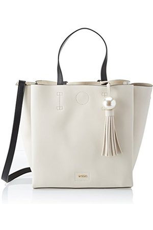 Gaudi Women's V8a-70821 Tote Bag White Bianco (Ice)