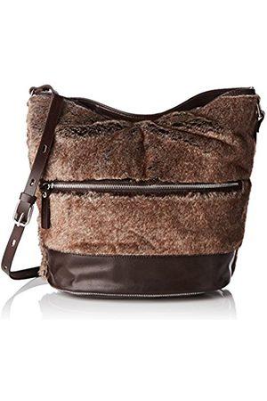 Paquetage Women's Ba Cross-Body Bag Marron (073/Fourrure)