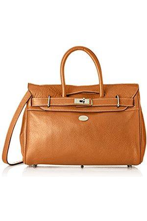 Mac Douglas Women's PYLA BUNI Top-Handle Bag (Chatain 91)
