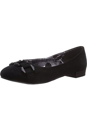 Marco Tozzi Womens 22102 Closed ballerinas Schwarz ( /1) Size: 4
