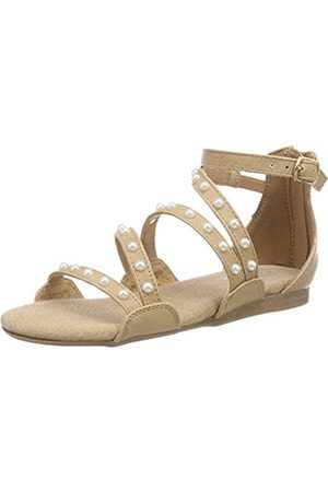 Bullboxer Girls' AED045F1S Heels Sandals Size: 1 UK