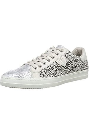 Womens 23600 Low-Top Sneakers, White (White 100), 7 UK Tamaris