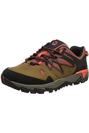 Merrell Women All Out Blaze 2 Trail Running Shoes, Tan