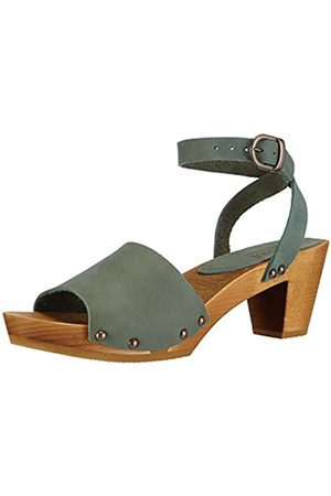 Birka Square Flex Sandal, Womens Ankle Sanita