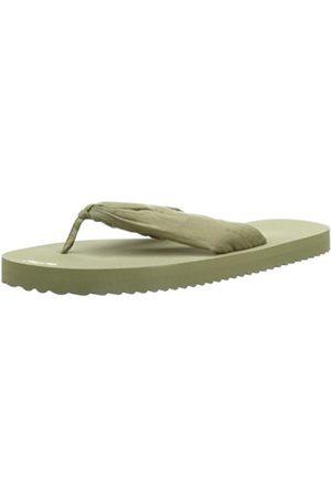 flip*flop Women's tex tube Green Size: 9 UK