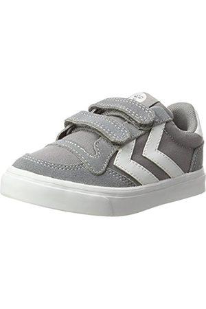 Hummel Unisex Kids' Stadil Canvas Mono Jr Low-Top Sneakers