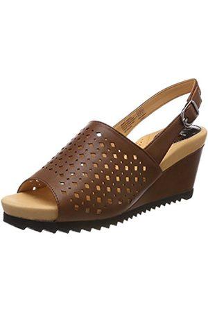 Womens Florentine 01 Ankle Strap Sandals, Grey Gerry Weber