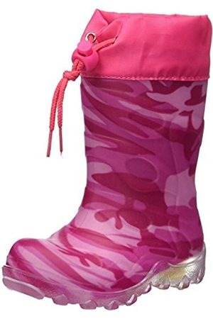 Beck Girls' Camouflage Slouch Boots