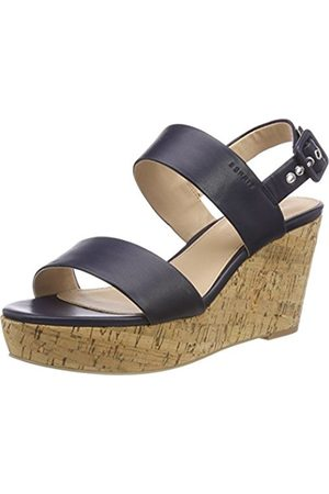 Womens Anna 2 BND Sdl Platform Sandals Esprit uTU9IA9knA
