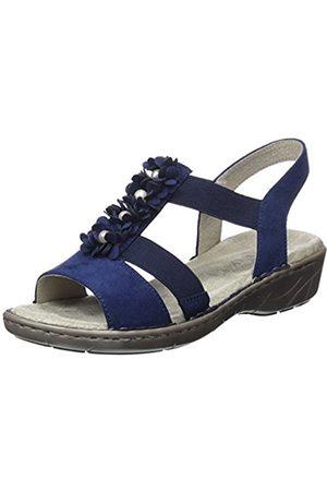 Jenny Women's Korsika T-Bar Sandals