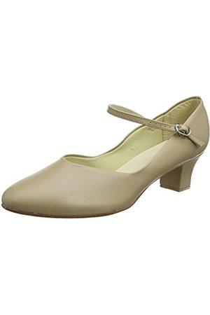 So Danca Women's Ch50 Tap Dancing Shoes, (Tan)